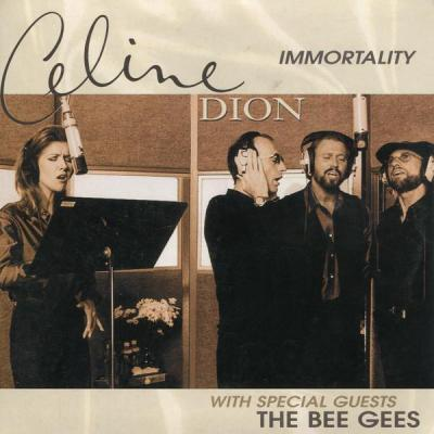 Celine dion immortality cd single occasion