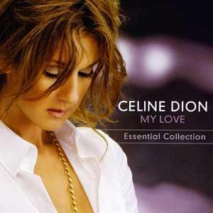 Celine dion my love essential collection album cd neuf