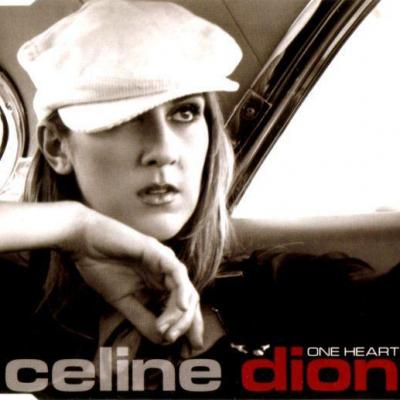 Celine dion one heart maxi cd
