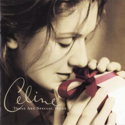 Celine dion these are special times album cd occasion