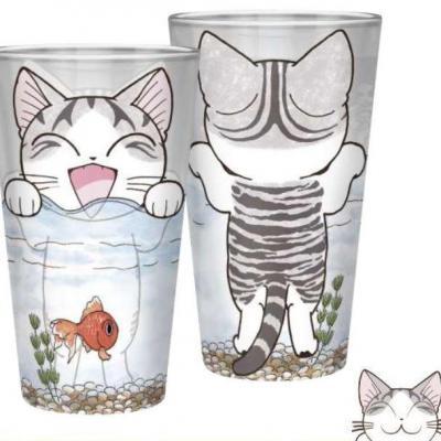 Chi fish tank verre xxl 400ml