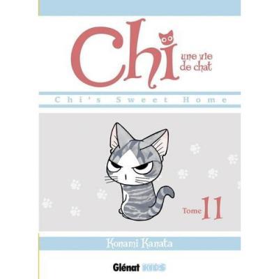 Chi une vie de chat tome 11