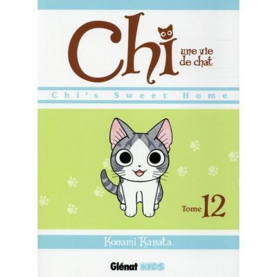 Chi une vie de chat tome 12
