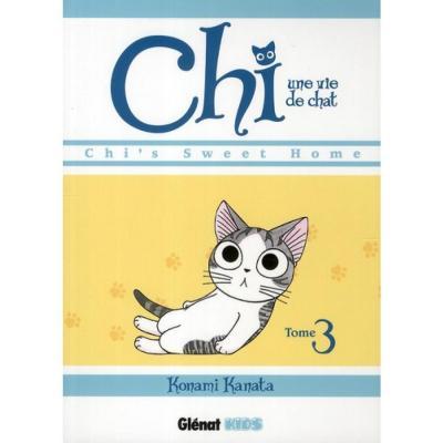 Chi une vie de chat tome 3