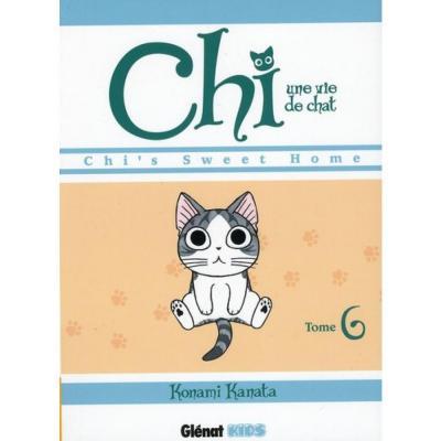 Chi une vie de chat tome 6