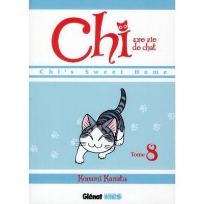Chi une vie de chat tome 8