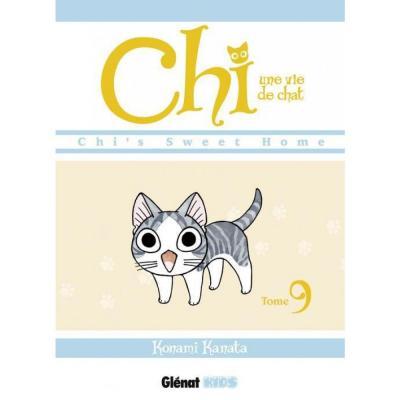 Chi une vie de chat tome 9