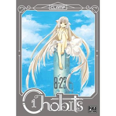 Chobits tome 1