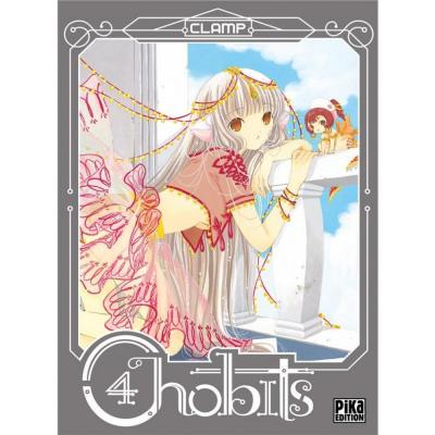 Chobits tome 4