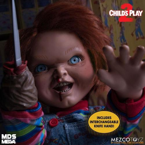 Chucky child s play 2 poupee parlante designer series 38cm 1
