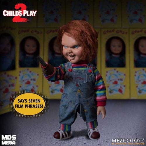 Chucky child s play 2 poupee parlante designer series 38cm 2