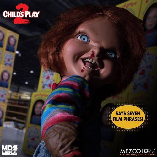 Chucky child s play 2 poupee parlante designer series 38cm 3