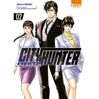 City hunter rebirth tome 2