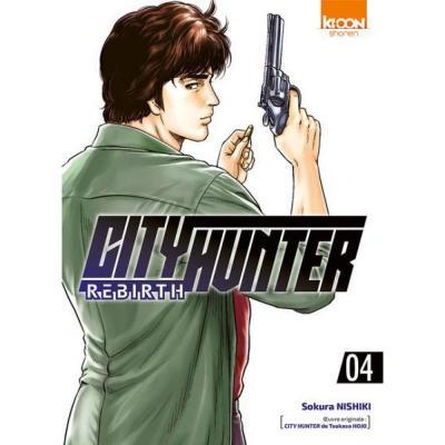 City hunter rebirth tome 4