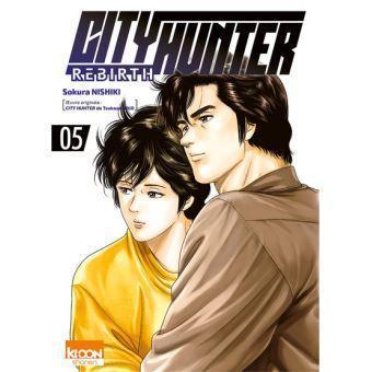 City hunter rebirth tome 5