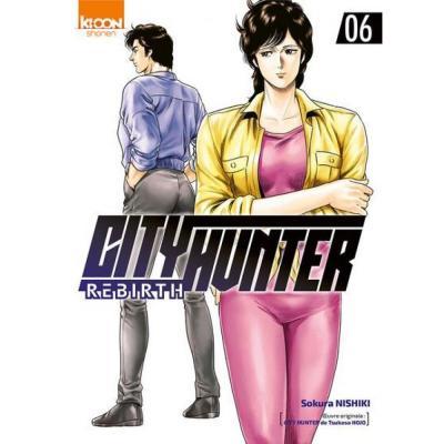 City hunter rebirth tome 6