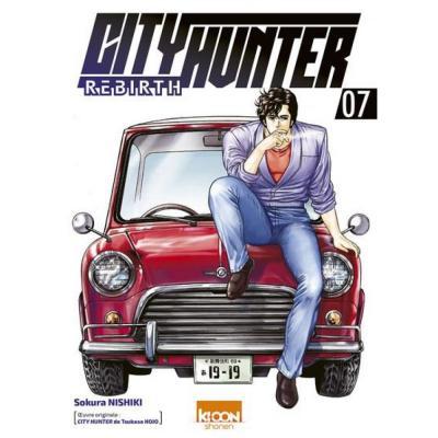 City hunter rebirth tome 7