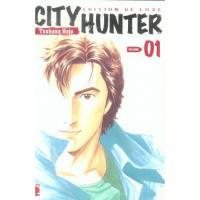 City hunter tome 1