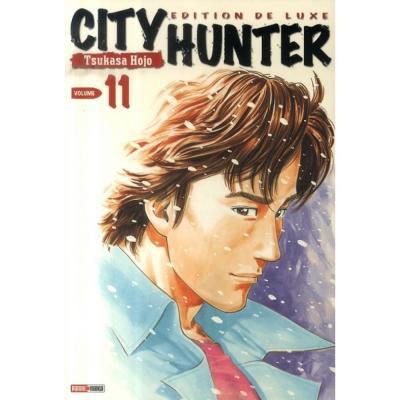 City hunter tome 11