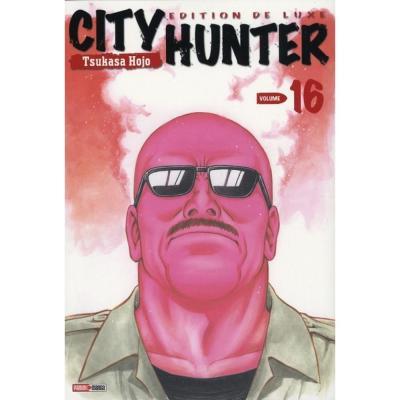 City hunter tome 16