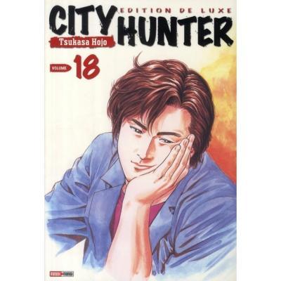 City hunter tome 18