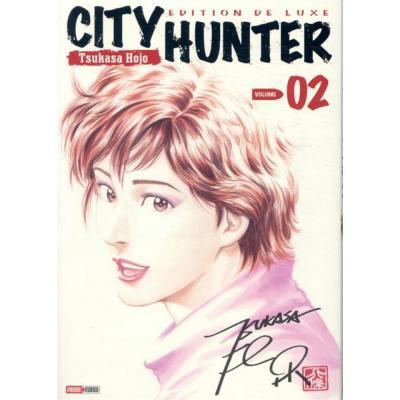 City hunter tome 2