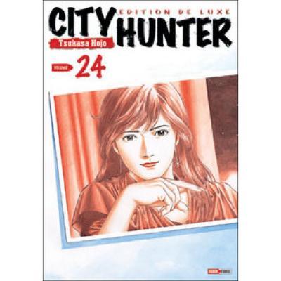 City hunter tome 24