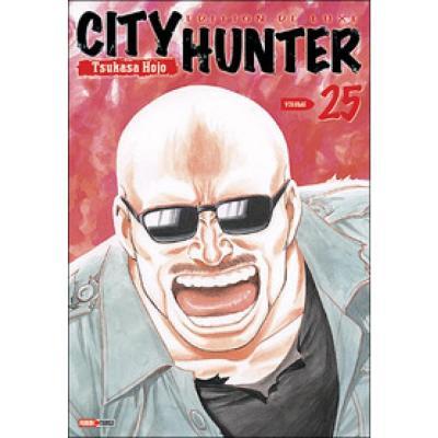 City hunter tome 25
