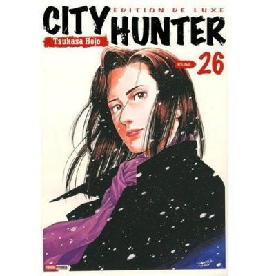 City hunter tome 26