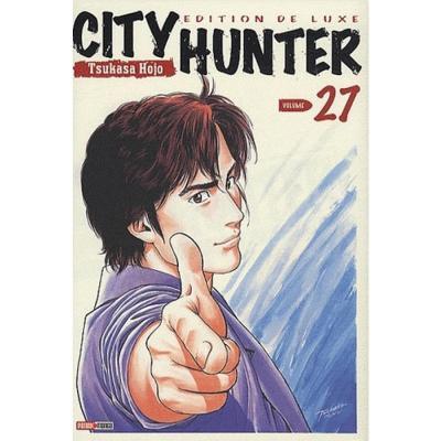 City hunter tome 27