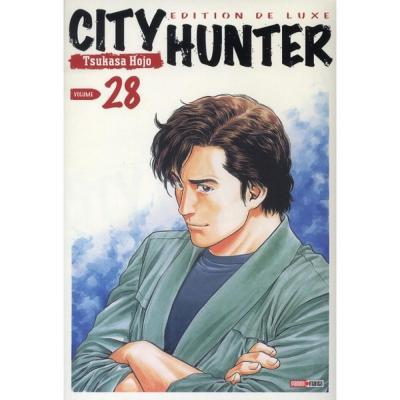 City hunter tome 28