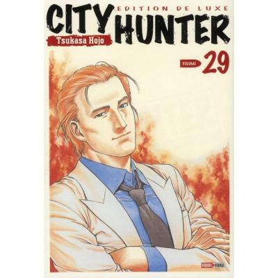 City hunter tome 29