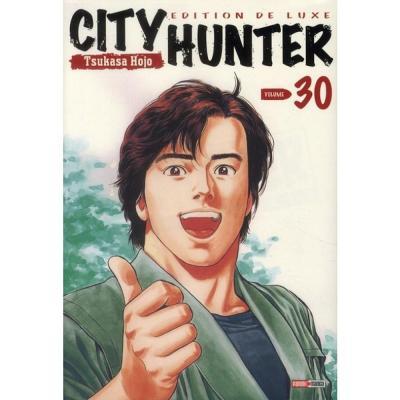 City hunter tome 30