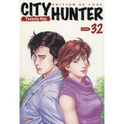 City hunter tome 32