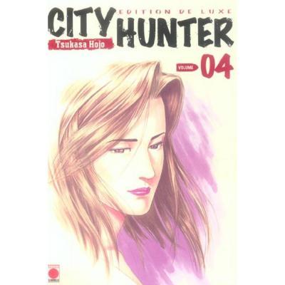 City hunter tome 4