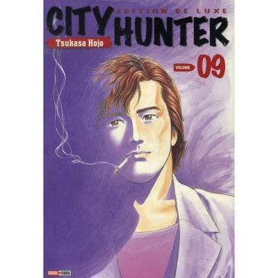 City hunter tome 9