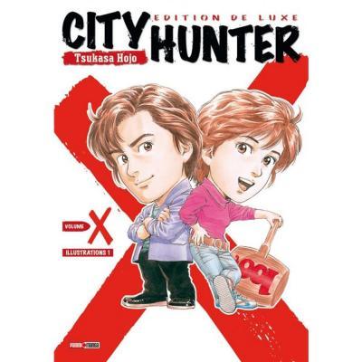City hunter xyz tome x