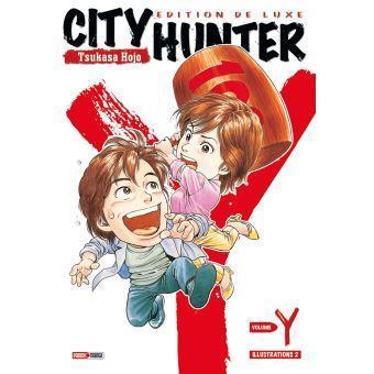 City hunter xyz tome y