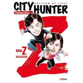 City hunter xyz tome z