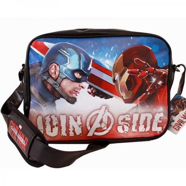 Civil wars messenger bag face to face