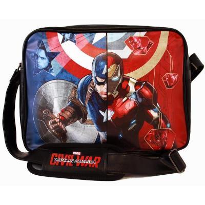 Civil wars messenger bag you side