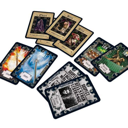 Cluedo harry potter deluxe fr new version 2