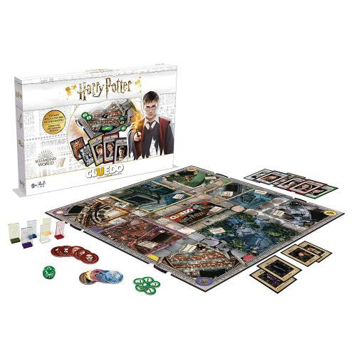 Cluedo harry potter deluxe fr new version