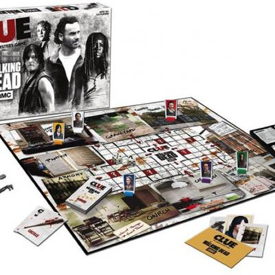 Cluedo the walking dead serie fr