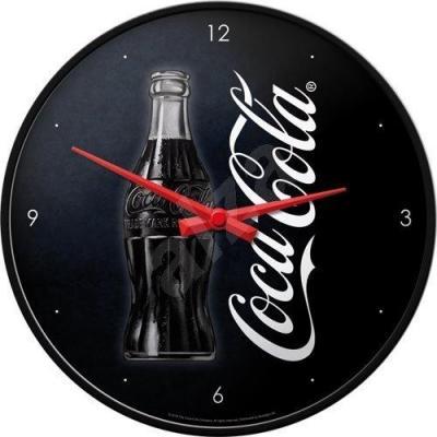 Coca cola horloge murale diam 31cm