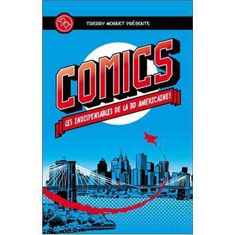 Comics les indispensables de la bd americaine