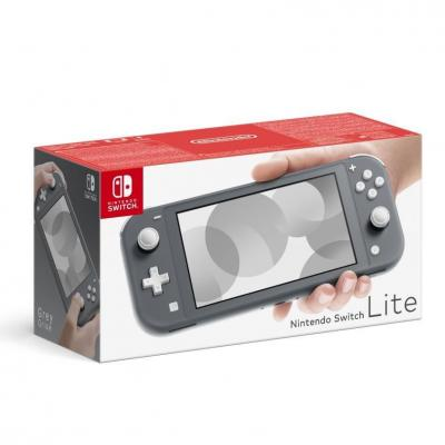 Console switch lite grey