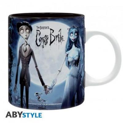 Corpse bride can the living mug 320ml