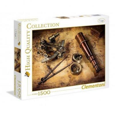 Course to the treasure puzzle 1500p