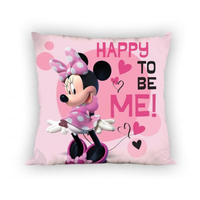 Coussin minnie happy 35 cm disney